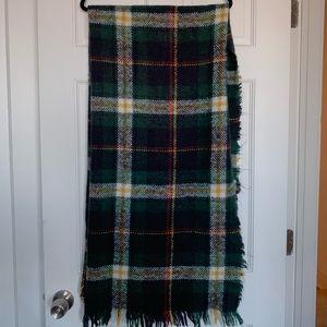 Oversized Zara scarf